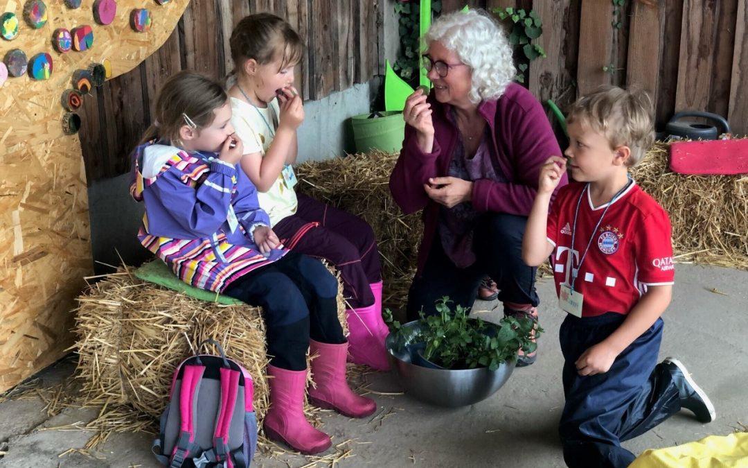 Bauernhofkindergarten auf dem Heinrich Hof